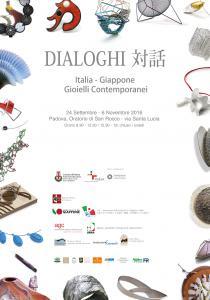 DIALOGHI. Italia-Giappone. Gioielli contemporanei