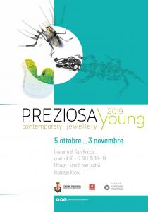PREZIOSA YOUNG 2019. Artisti emergenti dell'oreficeria contemporanea