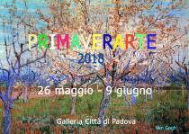 Galleria Città di Padova. Le mostre della primavera 2018