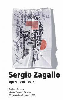 SERGIO ZAGALLO-Opere 1996 - 2014