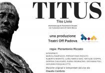 TITUS. Tito Livio