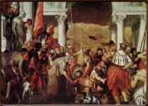 Paolo Veronese-Martirio di San Sebastiano-Chiesa di San Sebastiano-Venezia