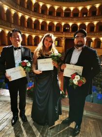 """XXX Concorso Lirico Internazionale """"Iris Adami Corradetti"""". I Vincitori"""