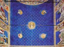 volta stellata della Cappella degli Scrovegni