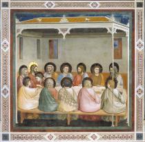 Cappella degli Scrovegni, Ultima cena