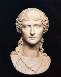 busto di Agrippina