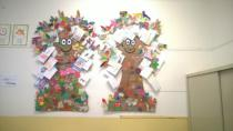 albero collage