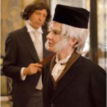 Antonio Pedrocchi interpretato da Alessandra Brocadello