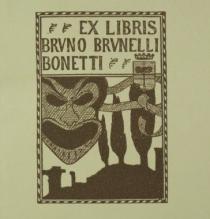 La Biblioteca svelata. Si alzi il sipario! La raccolta di Bruno Brunelli Bonetti