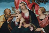 Presentazione del restauro del dipinto attribuito a Rocco Marconi