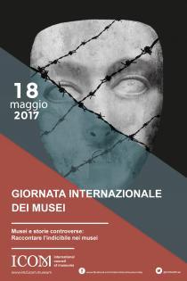 Giornata Internazionale dei Musei 2017-locandina dell'evento
