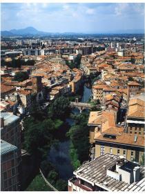 un canale di Padova