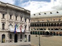 Palazzo Zuckermann e Palazzo della Ragione