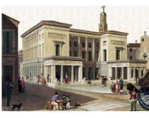 immagine del Pedrocchi nell'Ottocento