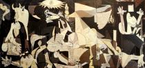 Picasso, cartone per Guernica