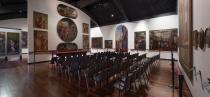 la Sala del Romanino