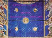 la volta stellata della Cappella degli Scrovegni