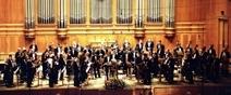 """Orchestra Filarmonica €""""Mihail Jora""""€ di Bacau"""