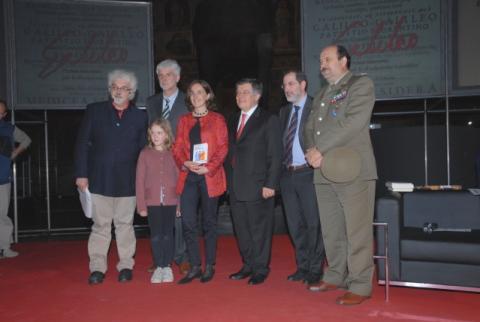 Premio Letterario Galileo 2010