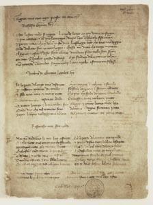 """Mostra """"Petrarca e il suo tempo"""""""
