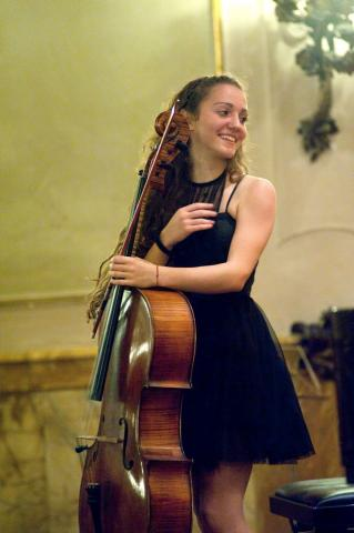 Concerto del duo violoncello-pianoforte
