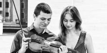 Domenica in Musica 2021-IIa parte - Duo Margoni Loperfido