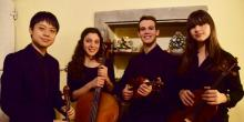 Domenica in Musica 2021-IIa parte - Quartetto Kaleidos