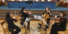 Domenica in Musica 2021-IIa parte - Quartetto Shaborùz