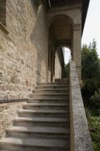 Scalinata della Casa Petrarca