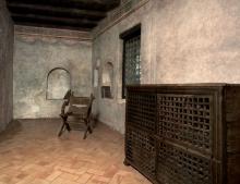 studiolo del Petrarca